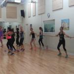 cardio dance jam