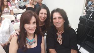 Sheryl & Alice Cooper